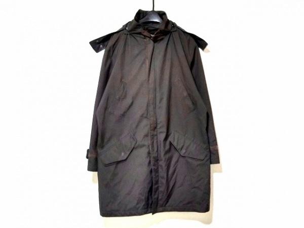 GIGLI(ジリ) コート サイズ48 XL メンズ ダークブラウン 冬物