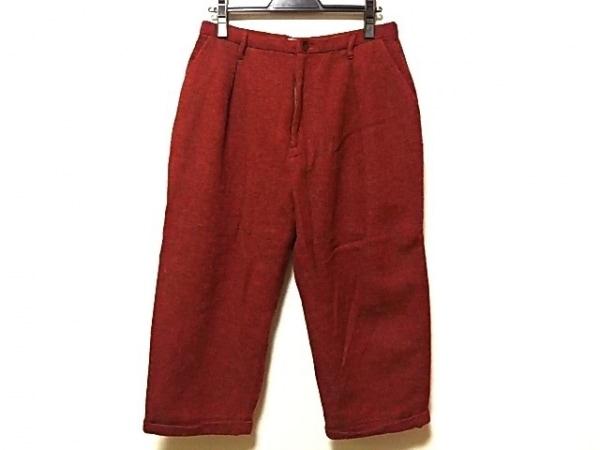 mina perhonen (mina)(ミナペルホネン) パンツ サイズ38 M レディース レッド