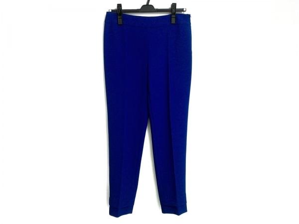 EMPORIOARMANI(エンポリオアルマーニ) パンツ サイズ40 M レディース美品  ブルー