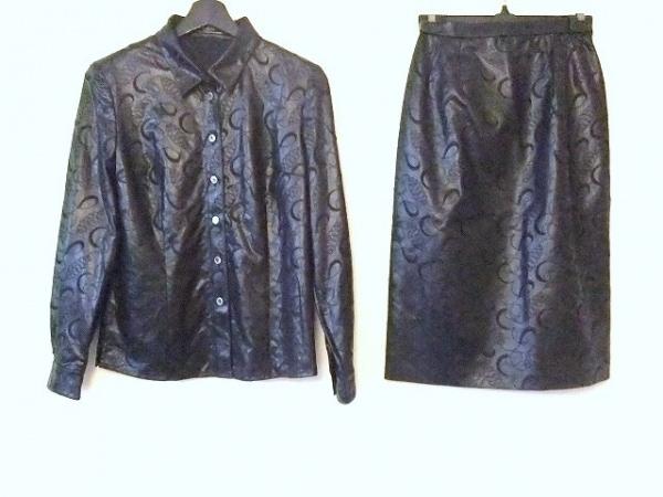 Leilian(レリアン) スカートセットアップ サイズ7 S レディース美品  黒