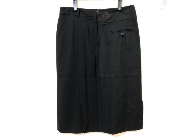 A.F.VANDEVORST(エーエフヴァンデヴォルスト) スカート サイズ36 S レディース 黒