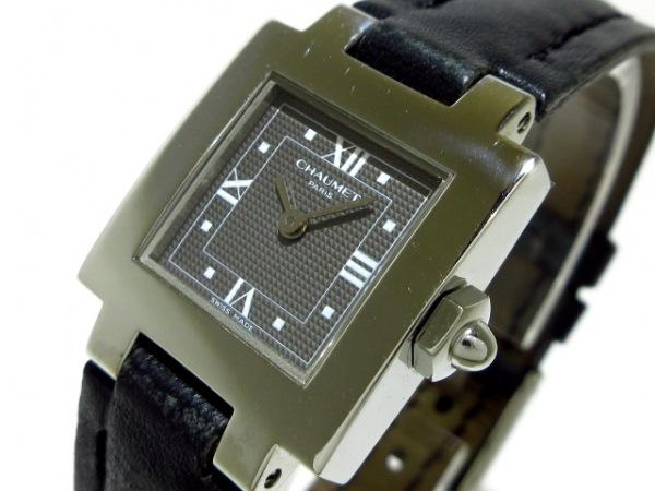 CHAUMET(ショーメ) 腕時計 スタイルカレ - レディース グレー