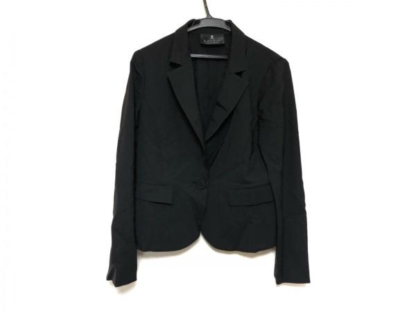 LANVIN COLLECTION(ランバンコレクション) ジャケット レディース美品  黒 薄手