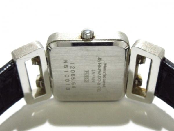 H&Co(エイチ・アンド・コー) 腕時計 12065.64 レディース 白