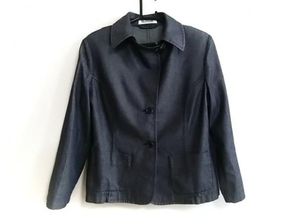 McDavid(マックデイビッド) ジャケット サイズ46 XL レディース ネイビー デニム風