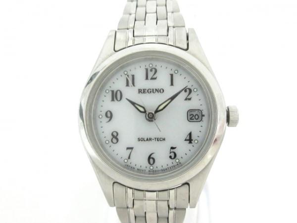 REGUNO(レグノ) 腕時計美品  E011-S028191 レディース 白