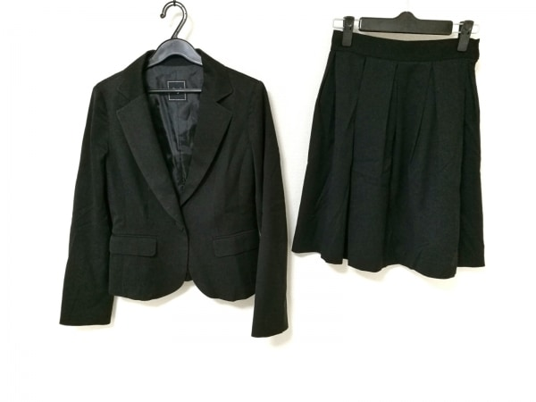 Swingle(スウィングル) スカートスーツ レディース - - 黒