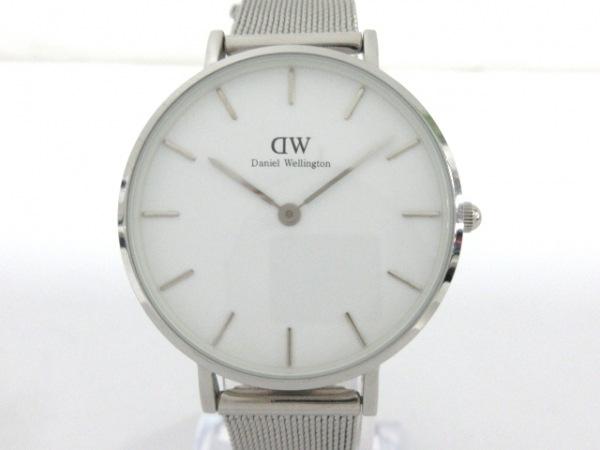 Daniel Wellington(ダニエルウェリントン) 腕時計 B32S1 レディース 白