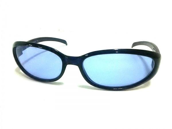 GUCCI(グッチ) サングラス GG1189/S ブルー×シルバー プラスチック×金属素材