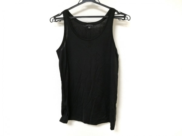 theory(セオリー) ノースリーブTシャツ レディース 黒