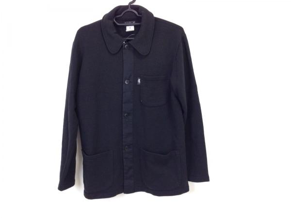 agnes b(アニエスベー) ジャケット サイズO メンズ美品  黒 homme