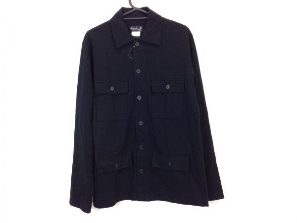 agnes b(アニエスベー) ジャケット サイズ2 M メンズ 黒 homme