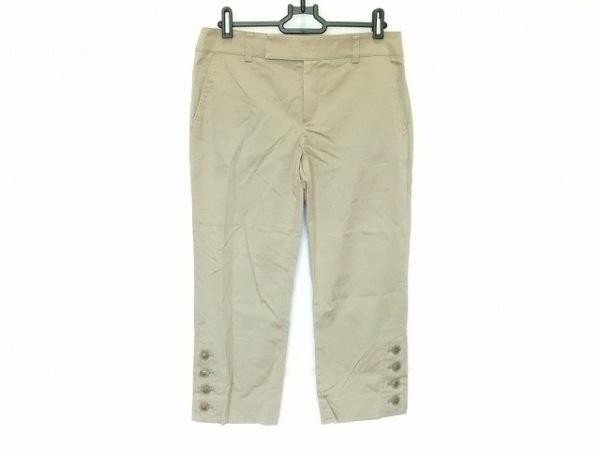 23区(ニジュウサンク) パンツ サイズ40 M レディース ベージュ