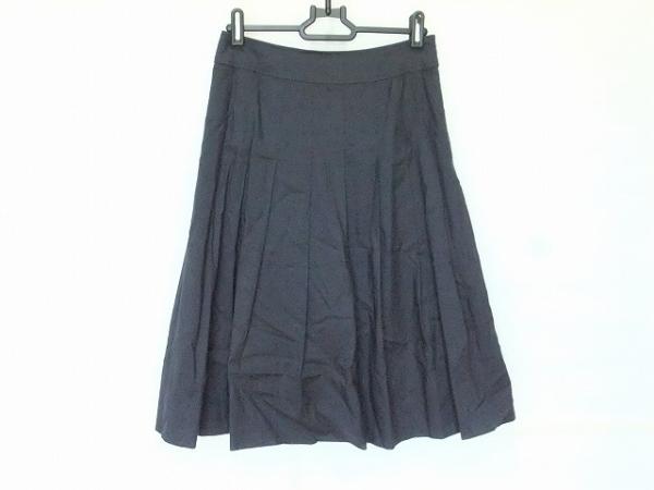 23区(ニジュウサンク) スカート サイズ36 S レディース ダークネイビー