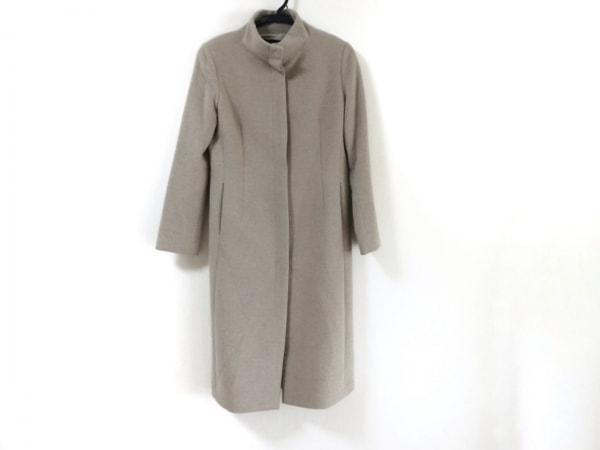 UNTITLED(アンタイトル) コート サイズ6 M レディース ベージュ 冬物