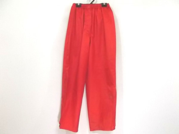 mont-bell(モンベル) パンツ サイズS レディース美品  レッド ストームクルーザー