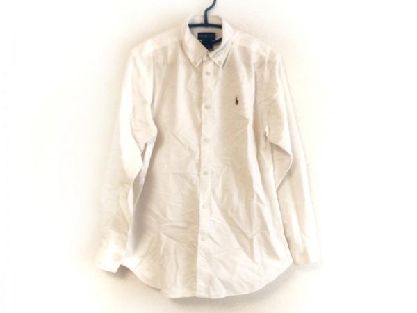 RalphLauren(ラルフローレン) 長袖シャツ サイズ20 メンズ アイボリー