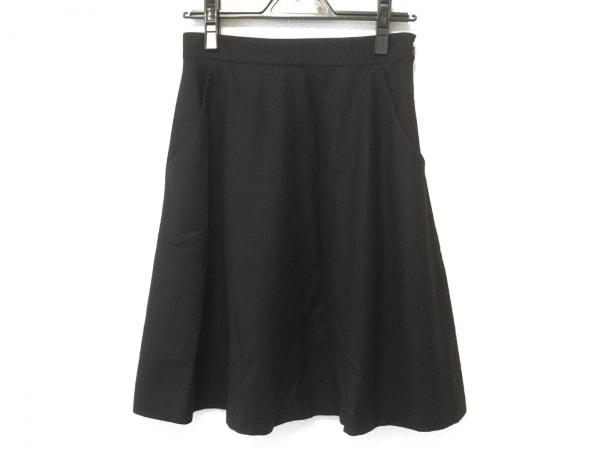 theory(セオリー) スカート サイズ00 XS レディース 黒