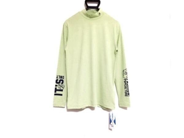 カステルバジャックスポーツ 長袖Tシャツ サイズ46 L メンズ ハイネック