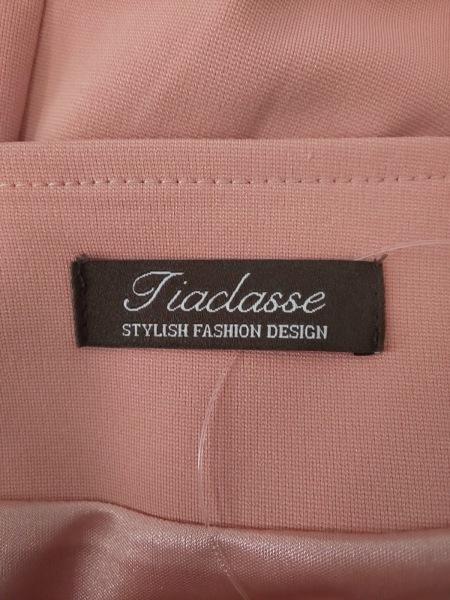 Tiaclasse(ティアクラッセ) ワンピース サイズL レディース美品  ピンク