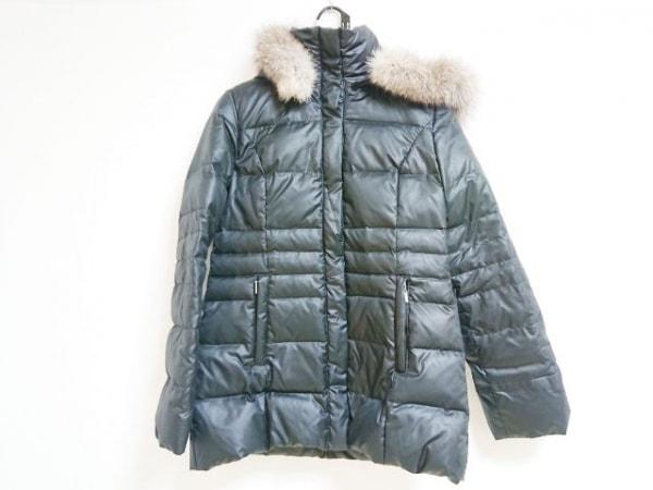 VICKY(ビッキー) ダウンコート サイズ2 M レディース 黒 冬物