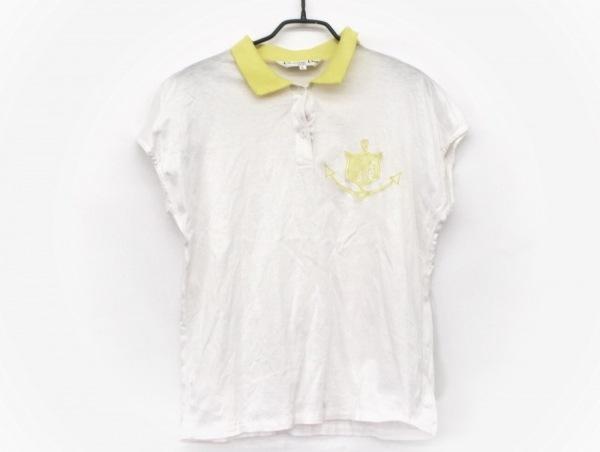 クリスチャンディオールスポーツ ノースリーブポロシャツ サイズL レディース美品