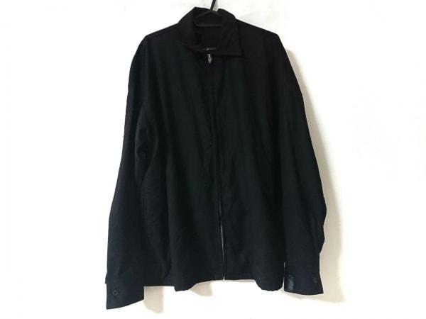 エヌハリウッド ブルゾン サイズ38 M メンズ美品  黒 春・秋物/ジップアップ