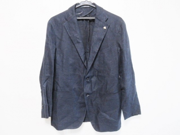 TAGLIATORE(タリアトーレ) ジャケット サイズ50 メンズ ダークネイビー