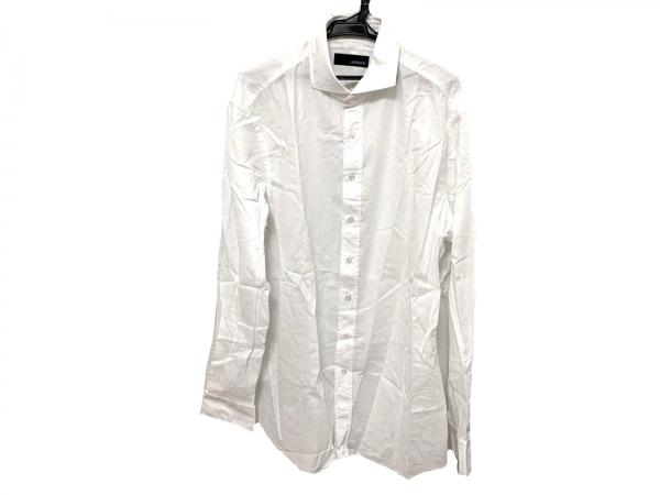 lardini(ラルディーニ) 長袖シャツ サイズ44 L メンズ美品  白
