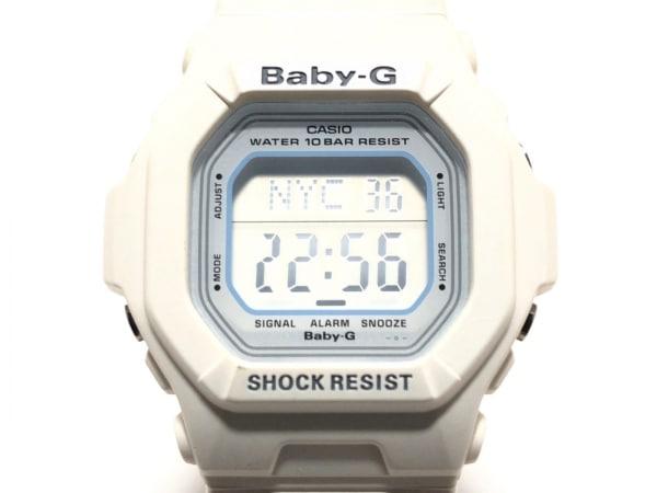 CASIO(カシオ) 腕時計美品  Baby-G BG-5600WH レディース 白