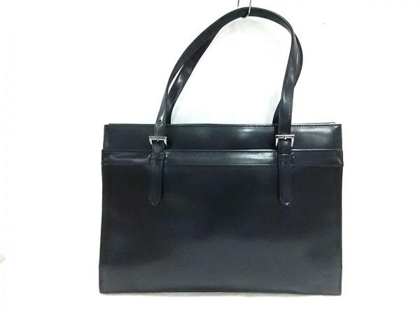 LES MUES(レミュー) ビジネスバッグ美品  黒 Femme レザー