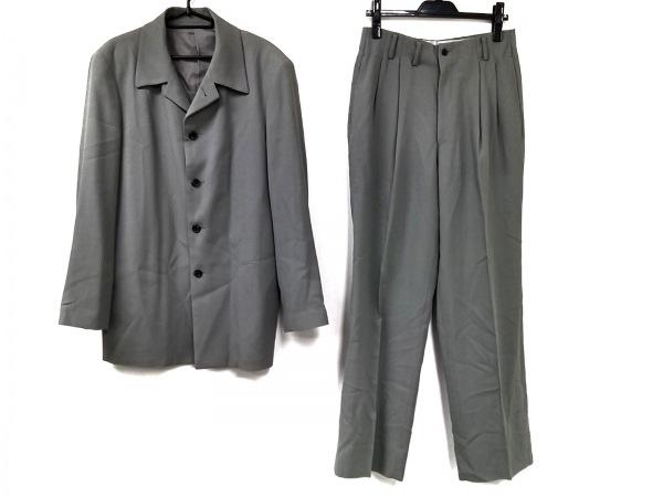 TETE HOMME(テットオム) メンズスーツ サイズM メンズ グレー