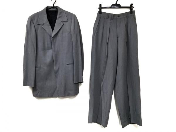 TETE HOMME(テットオム) メンズスーツ サイズM メンズ美品  ライトグレー
