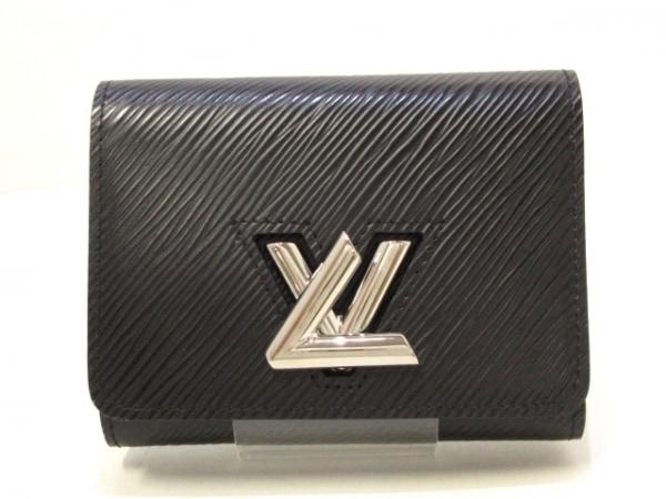 ルイヴィトン 3つ折り財布 エピ美品  ポルトフォイユ・ツイスト コンパクト M64414