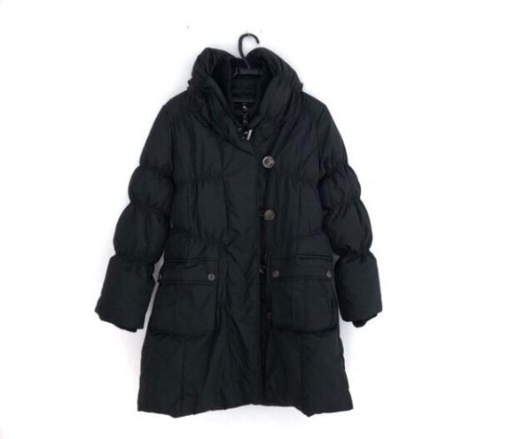 NICOLE(ニコル) ダウンコート サイズ40 M レディース 黒 selection/冬物