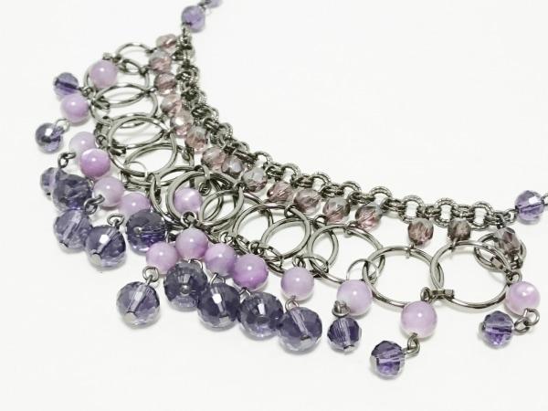 VENDOME(ヴァンドーム青山) ネックレス美品  金属素材×プラスチック 1