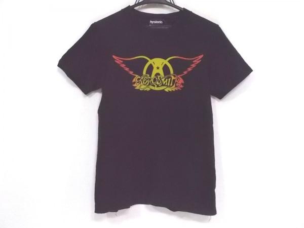 HYSTERIC(ヒステリック) 半袖Tシャツ サイズF レディース 黒