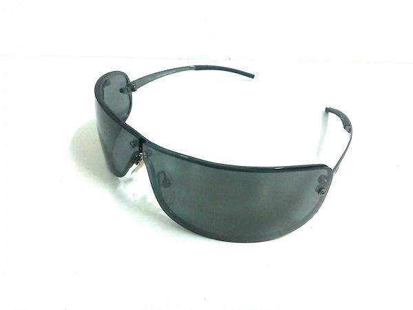 POLICE(ポリス) サングラス美品  S2882 黒 プラスチック×金属素材