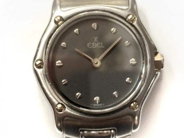 EBEL(エベル) 腕時計 9057901 レディース グレー