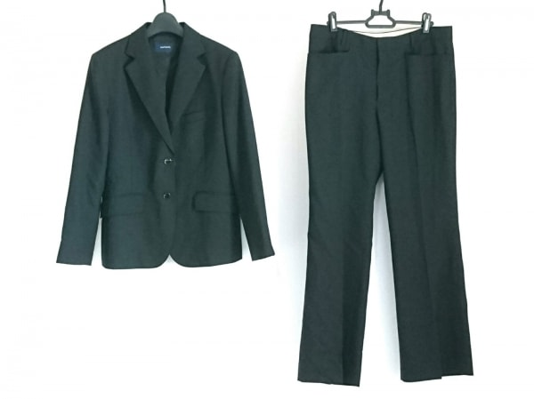 NEW YORKER(ニューヨーカー) レディースパンツスーツ サイズ13 L レディース 黒