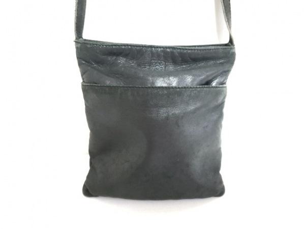 LOEWE(ロエベ) ショルダーバッグ - 黒 ミニサイズ ナッパレザー