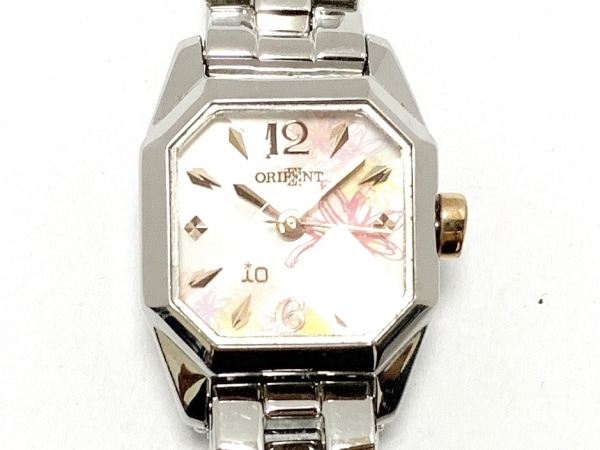 ORIENT(オリエント) 腕時計美品  UBTH-Q0-B CS レディース シェル文字盤