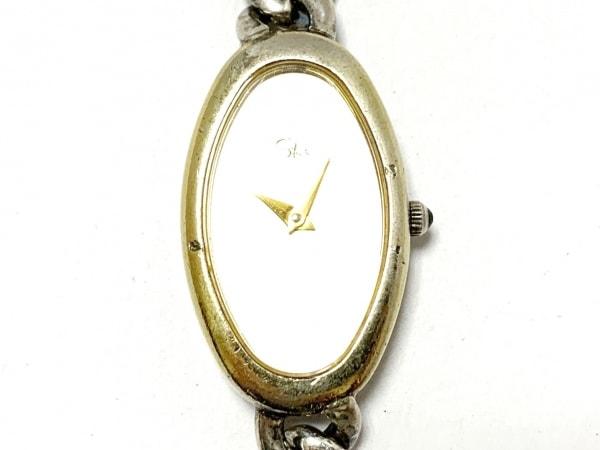 STAR JEWELRY(スタージュエリー) 腕時計 - レディース シルバー925 シルバー
