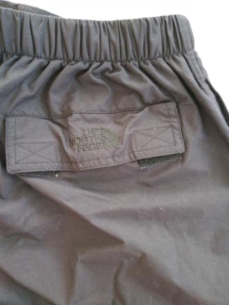 ノースフェイス パンツ サイズL メンズ 黒 ウエストゴム/裾ドローコード