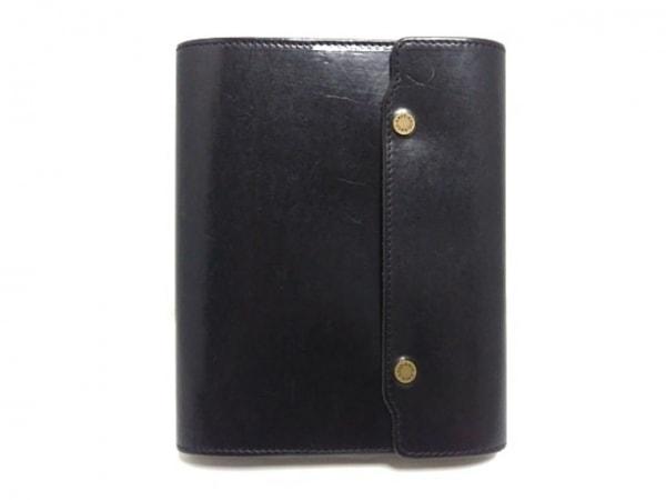 KNOXBRAIN(ノックスブレイン) 手帳 黒 レザー