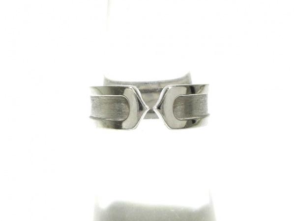 Cartier(カルティエ) リング 51美品  2C K18WG 総重量7.5g