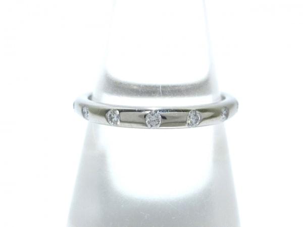 BVLGARI(ブルガリ) リング美品  フェディ Pt950×ダイヤモンド