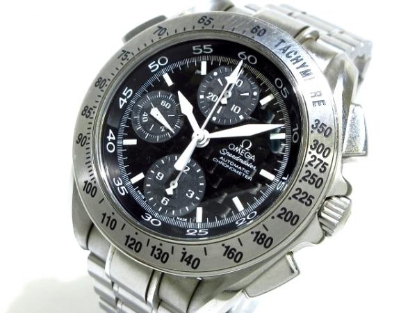 オメガ 腕時計 スピードマスター スプリットセコンド 3540.50 メンズ SS/クロノグラフ