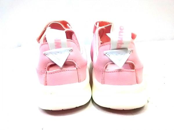 ホワイトマウンテニアリング スニーカー レディース ピンク adidas 3