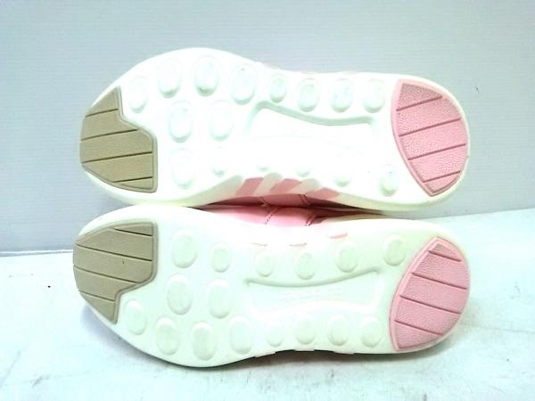ホワイトマウンテニアリング スニーカー レディース ピンク adidas 4